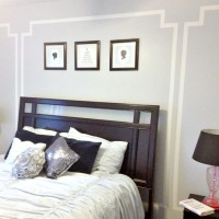 How To: Faux Picture Frame Molding