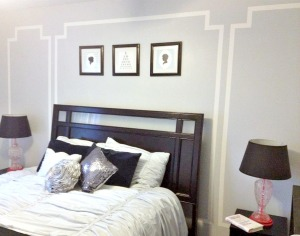 Faux Picture Frame Molding