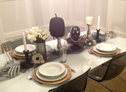 Halloween Table Decor 5