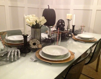 Halloween Table Decor 6