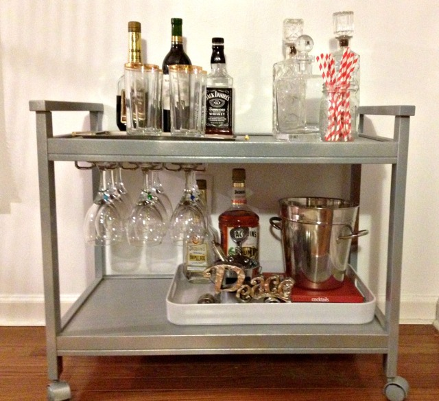 Styled bar