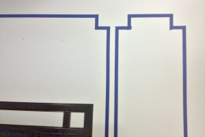 Taped Molding