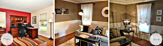 Formal Living Room Collage