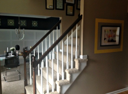Stair finished 3