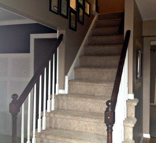 Stairs finished 2